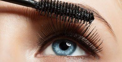 rimel para pestañas maquillaje ojos