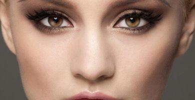 Maquillaje sencillo de ojos